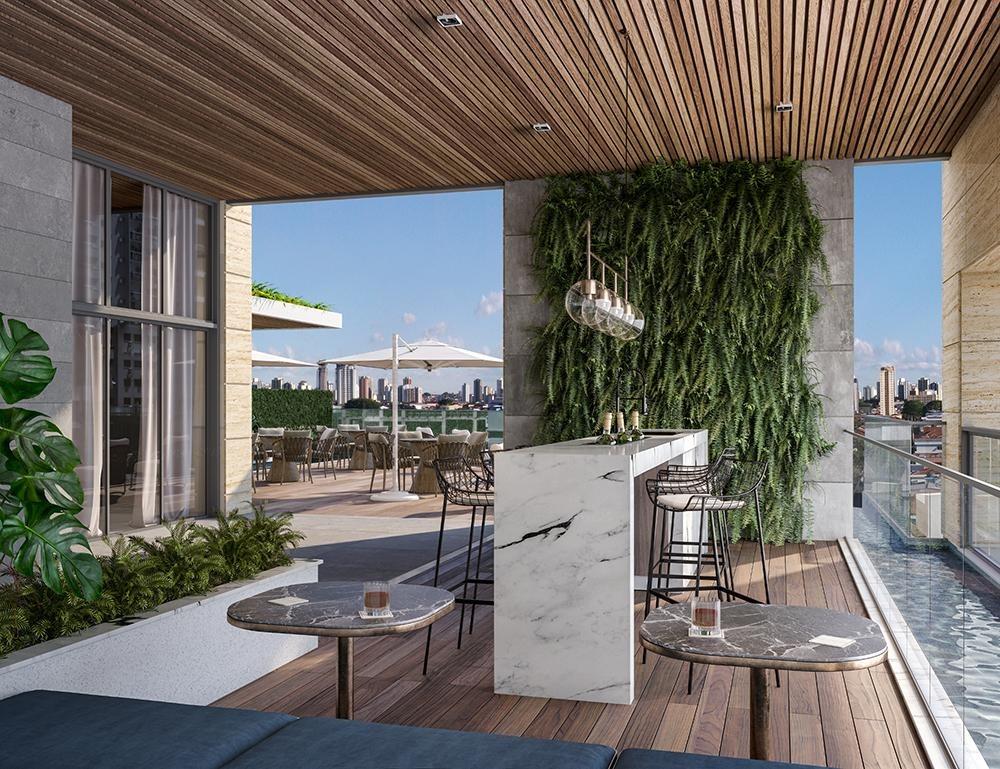 Apartamento no Edifício 135 Jardins em Balneário Camboriú - SC