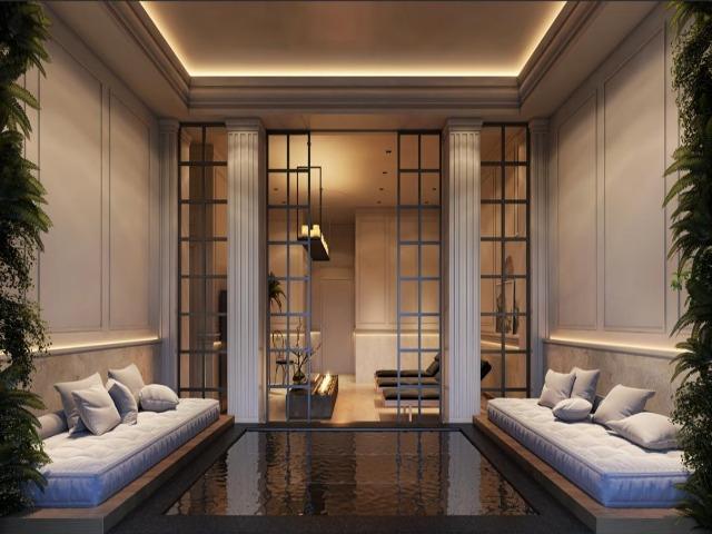 Apartamento no Edifício Hamptons em Balneário Camboriú