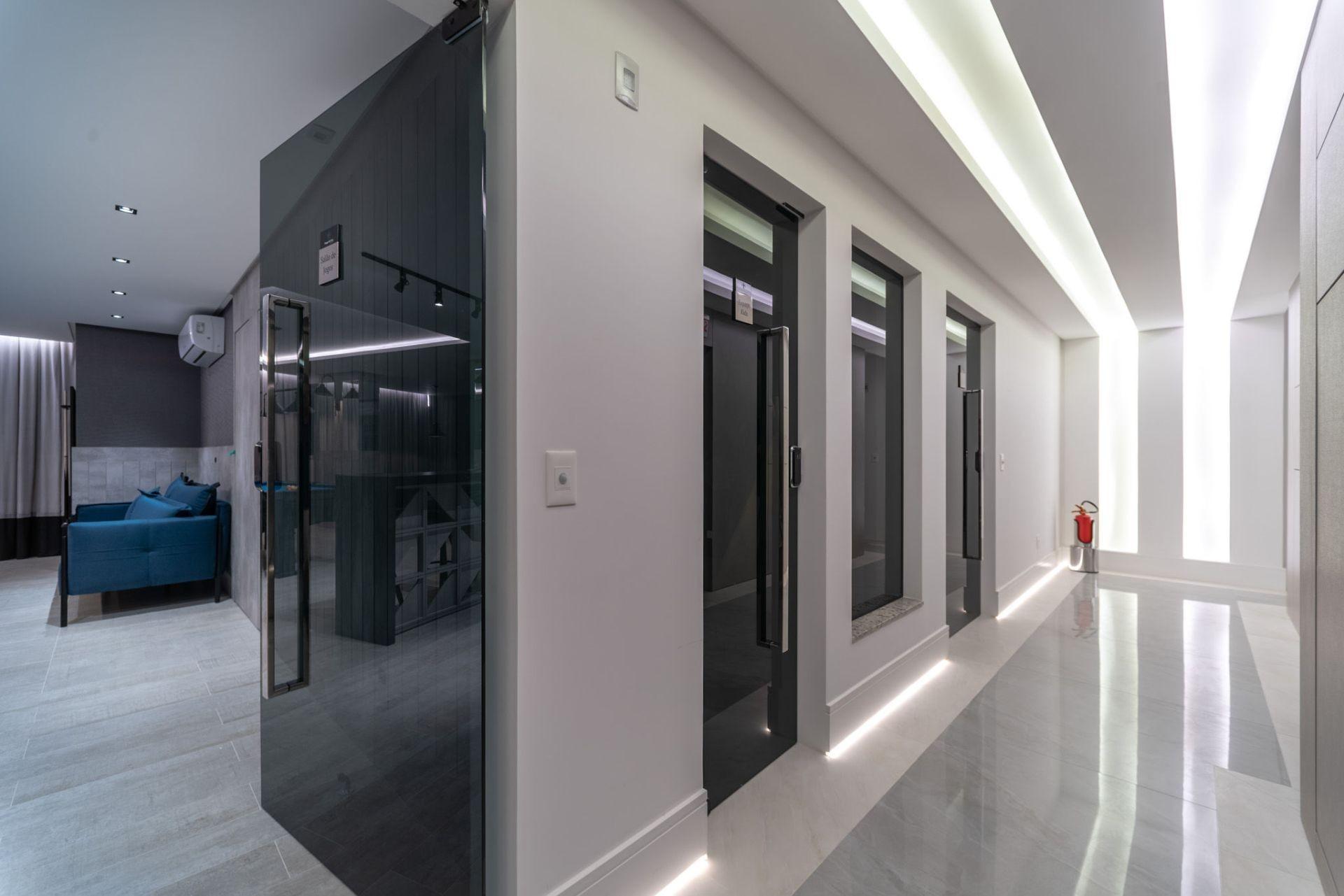 Apartamento no Edifício Villaggio Del Mare em Balneário Camboriú