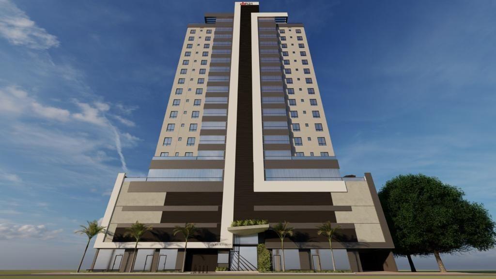 Apartamento no Edifício Porto Rotterdam em Balneário Camboriú