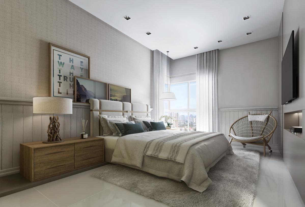 Apartamento no Edifício Hamptons em Balneário Camboriú SC