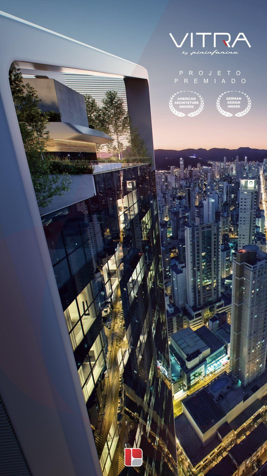 Apartamento no Edifício Vitra em Balneário Camboriú